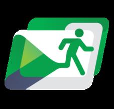 Emergencymail ロゴマーク