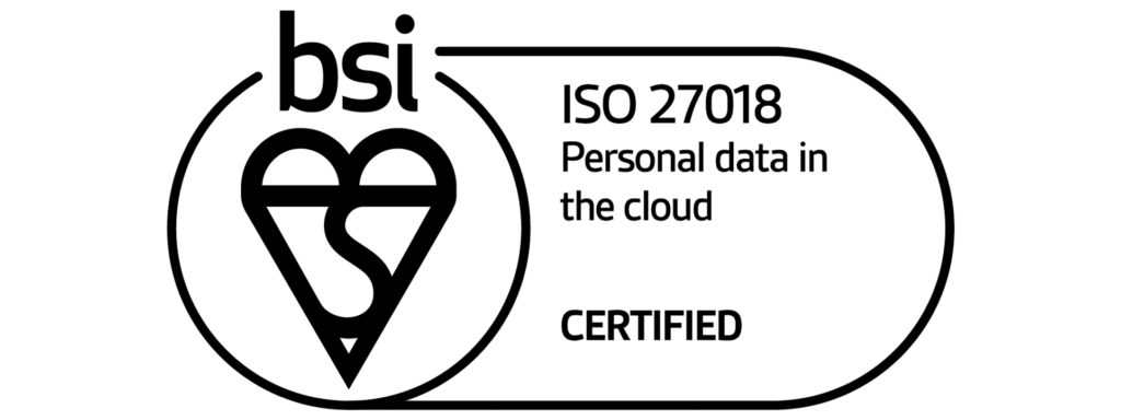 mark of trust certified ISO
