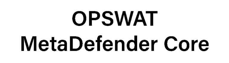 OPSWAT MetaDefender Core