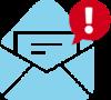 メール通知 ロゴ